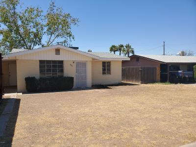 Phoenix Single Family Home For Sale: 413 W Mission Lane