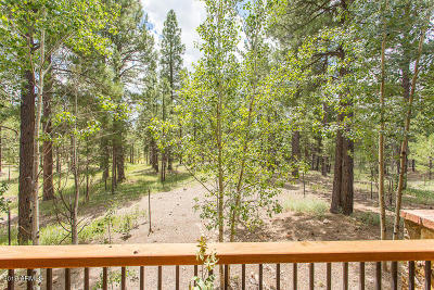 Flagstaff Condo/Townhouse For Sale: 1402 E Castle Hills Drive