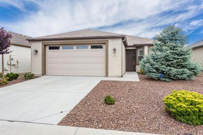 Prescott Valley Single Family Home For Sale: 8143 N Winding Trail