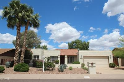 Phoenix Single Family Home For Sale: 8128 N 18th Place