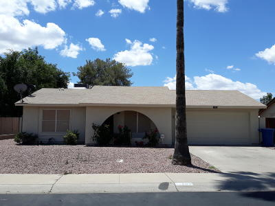 Chandler Single Family Home For Sale: 709 W Nopal Place