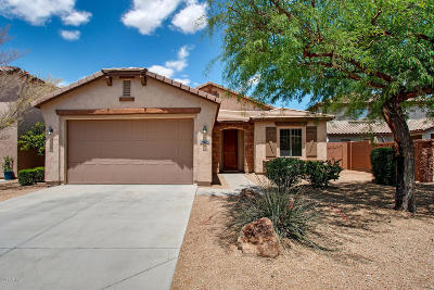 Peoria Single Family Home For Sale: 9026 W Pinnacle Vista Drive