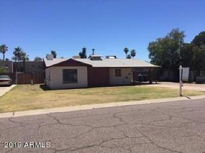 Phoenix Single Family Home For Sale: 3733 E Coronado Road