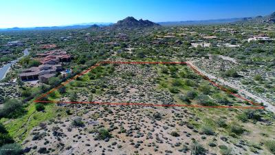 Scottsdale Residential Lots & Land For Sale: 85xx E Eagle Feather Road