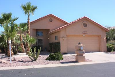 Maricopa County Single Family Home For Sale: 9129 E Emerald Drive
