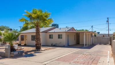 Phoenix Single Family Home For Sale: 3018 N 26th Street