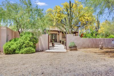 Cave Creek Single Family Home For Sale: 6914 E Continental Mountain Drive