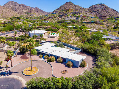 Paradise Valley Residential Lots & Land For Sale: 4020 E Sierra Vista Drive