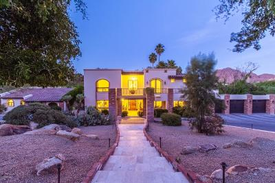 Paradise Valley Single Family Home For Sale: 6045 N 40th Street