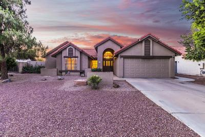 Tempe AZ Single Family Home For Sale: $345,001