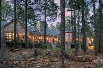 Flagstaff Single Family Home For Sale: 3696 Edward Beale