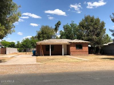 Phoenix Single Family Home For Sale: 3107 N 27th Street