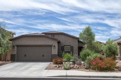 Peoria Single Family Home For Sale: 10839 W Cottontail Lane