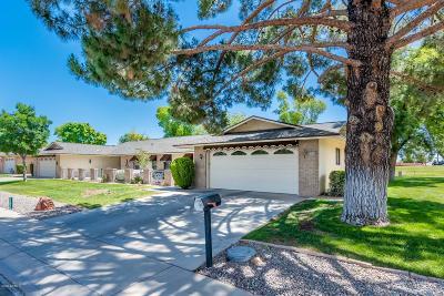 Sun City West Gemini/Twin Home For Sale: 12810 W Ballad Drive