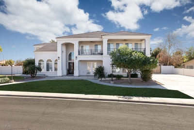 Mesa Single Family Home CCBS (Contract Contingent on B: 2541 E Omega Circle