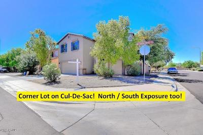 Chandler Single Family Home UCB (Under Contract-Backups): 2733 E Indian Wells Place