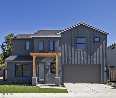 Phoenix Single Family Home For Sale: 4014 E Campus Drive