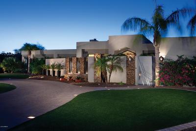 Scottsdale Single Family Home For Sale: 5220 E Cholla Street