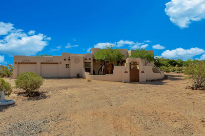 Phoenix Single Family Home For Sale: 36247 N 17th Avenue