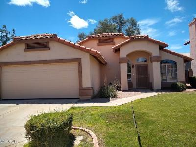 Gilbert Single Family Home For Sale: 741 W Tumbleweed Road