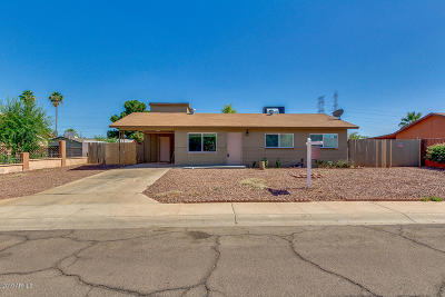 Peoria Single Family Home For Sale: 8335 W El Caminito Drive
