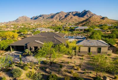 Scottsdale Single Family Home For Sale: 11701 E Desert Holly Drive