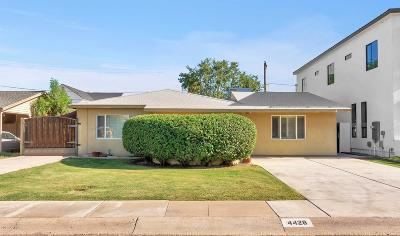 Phoenix Single Family Home For Sale: 4428 E Montecito Avenue