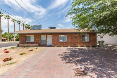 Glendale Single Family Home For Sale: 5852 W Orangewood Avenue