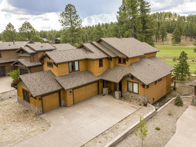 Flagstaff Single Family Home For Sale: 4165 S Pack Saddle