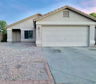 El Mirage Single Family Home For Sale: 12911 W Voltaire Avenue
