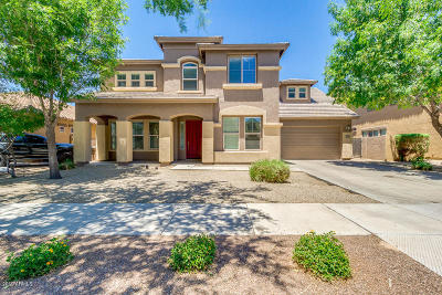 Queen Creek Single Family Home For Sale: 20338 E Via De Colina