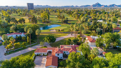 Phoenix Single Family Home For Sale: 149 E Country Club Drive