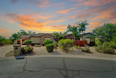 Scottsdale Single Family Home For Sale: 11304 E Mimosa Drive