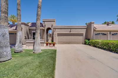Sun Lakes Patio For Sale: 25419 S Glenburn Drive