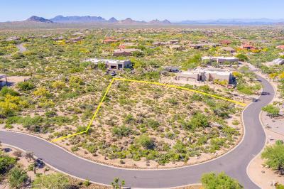 Scottsdale Residential Lots & Land For Sale: 11057 E Jimson Loco Lane