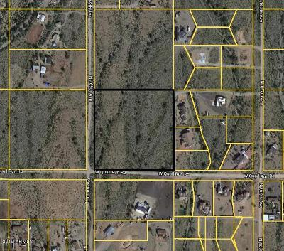Surprise Residential Lots & Land For Sale: Quail Run Road