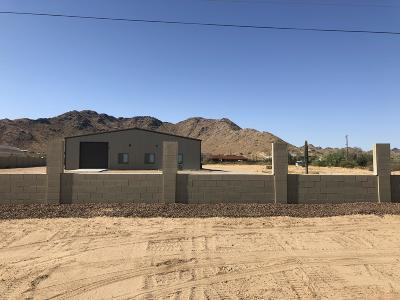 Queen Creek Single Family Home For Sale: 7467 W Hunt Highway