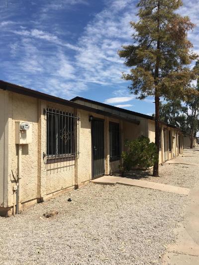 Phoenix Condo/Townhouse For Sale: 3646 N 69th Avenue #104