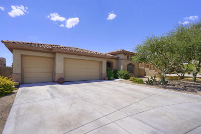Scottsdale Single Family Home For Sale: 30396 N 72nd Place