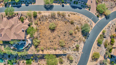 Fountain Hills Residential Lots & Land For Sale: 9246 N Flying Butte