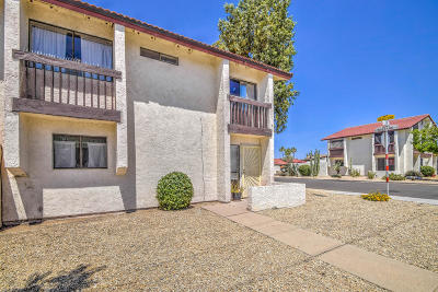 Phoenix Condo/Townhouse For Sale: 15610 N 29th Street #1