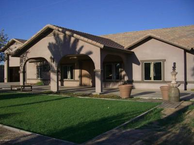 Guadalupe Single Family Home For Sale: 9407 S Calle Vauo Nawi