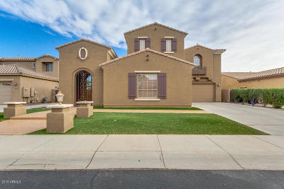 Chandler Single Family Home For Sale: 2651 E Wisteria Drive