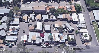 Phoenix Multi Family Home For Sale: 2601 Clarendon Avenue #LOT