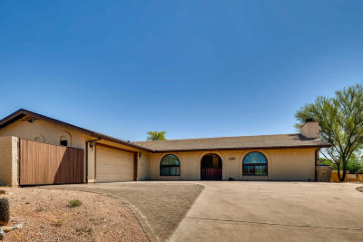 Fountain Hills Single Family Home For Sale: 14811 N Calle Del Prado Drive