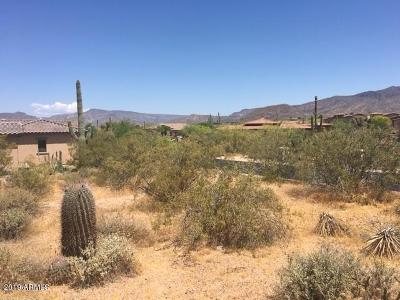 Carefree Residential Lots & Land For Sale: 37234 N Winding Wash Trail