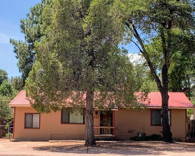 Payson Single Family Home For Sale: 517 W Bridle Path Lane