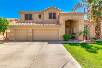 Chandler Single Family Home For Sale: 1811 W Wisteria Drive