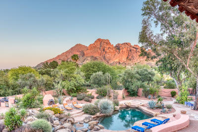Paradise Valley Residential Lots & Land For Sale: 4754 E Valley Vista Lane