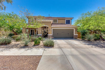 Surprise Single Family Home For Sale: 12789 N 140th Drive
